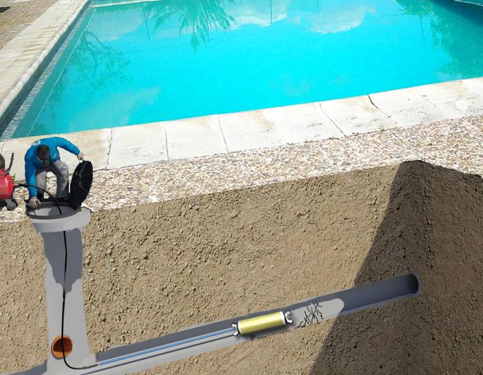 Piscina pierde agua por skimmer trendy fugas de agua en for Piscina que pierde agua