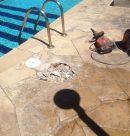 Localización fuga en SKIMMER piscina